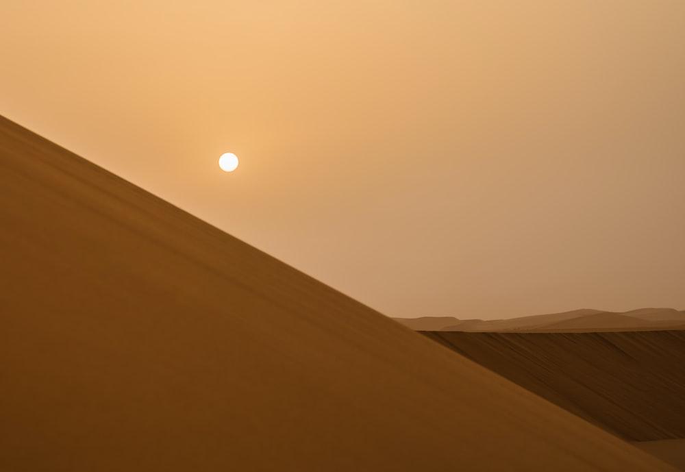 panoramic photography of desert during daytime