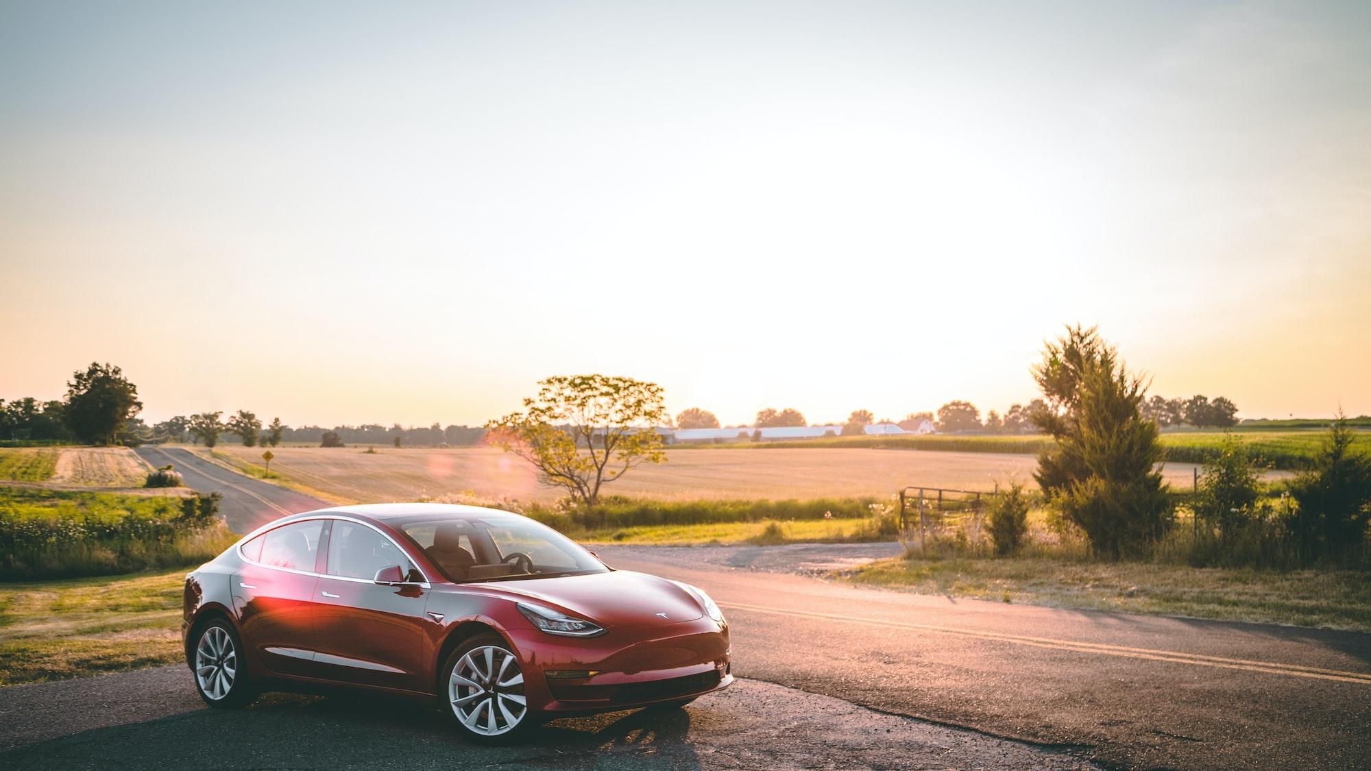 WIP: 🚘 Tesla's biggest threat