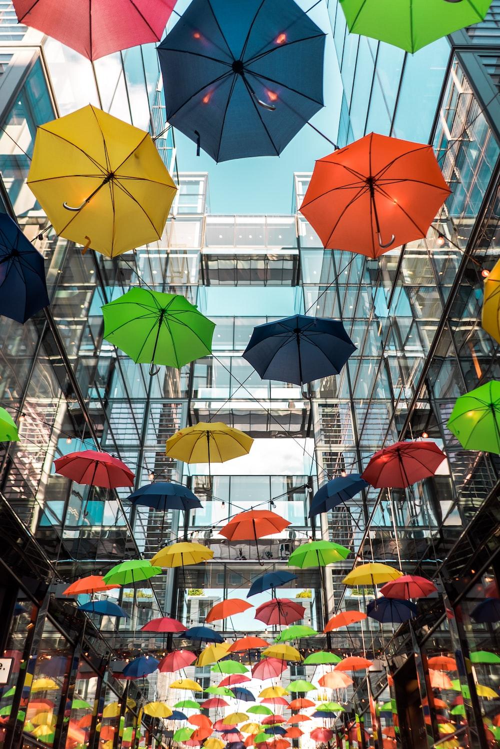 umbrella roof