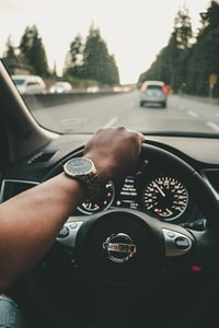 You don't need to be pushing a Beamer or Bentley to enjoy a nice drive on a nice sunset road.