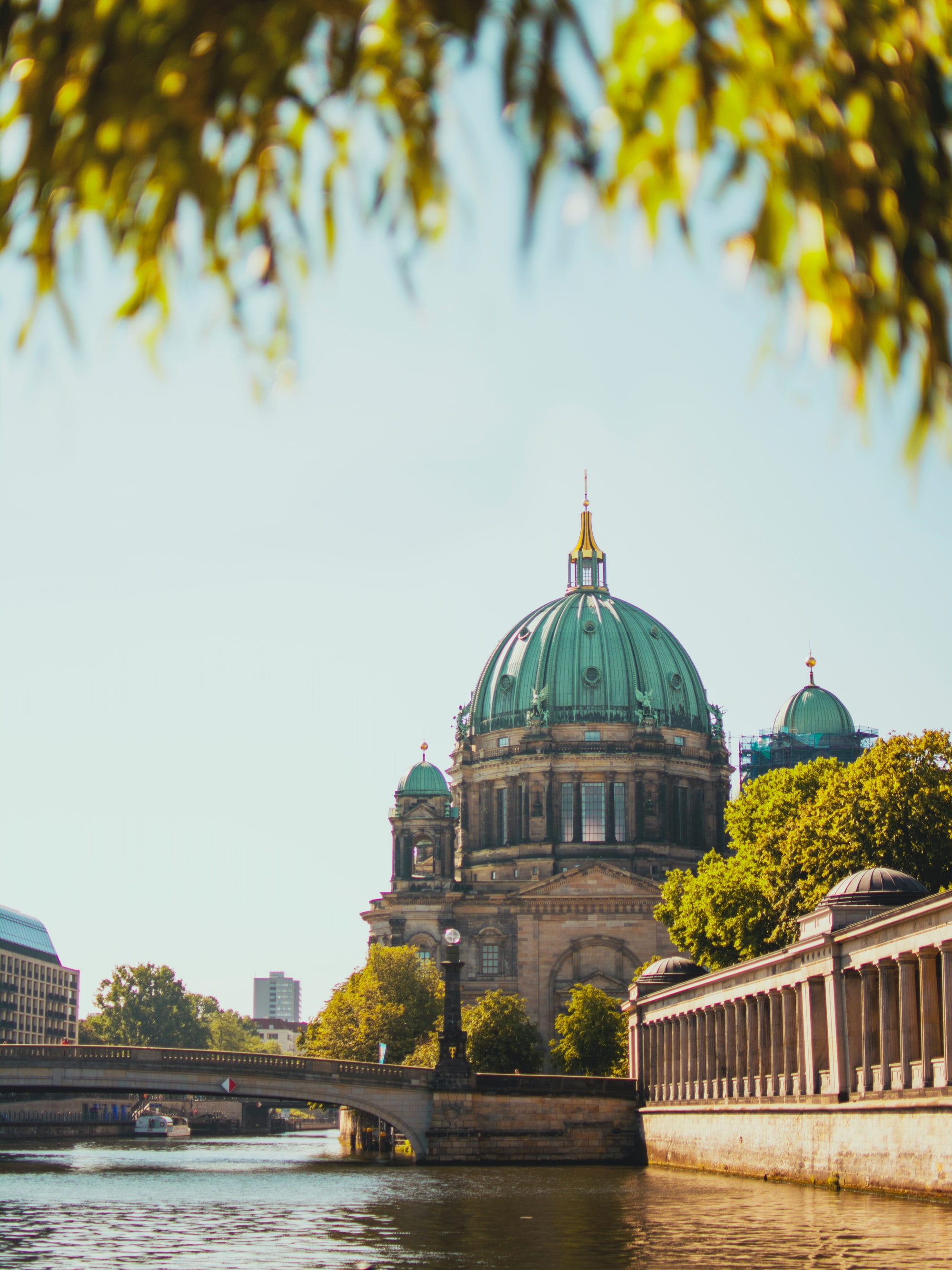 Best place to visit in German - Berlin Cathedral