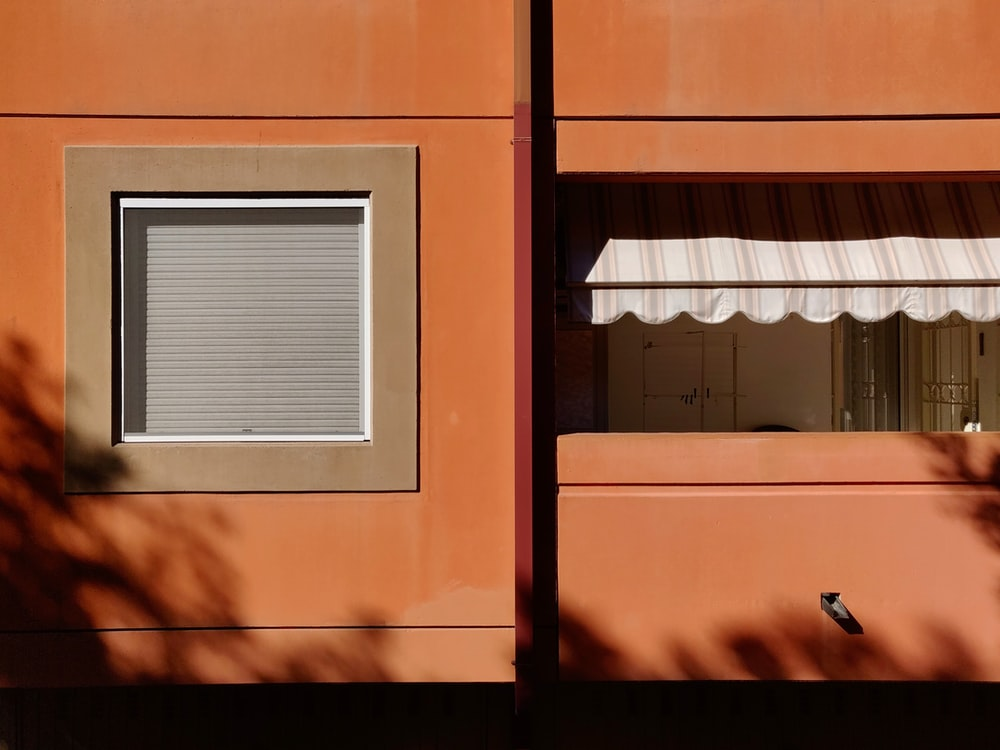 window with pawning