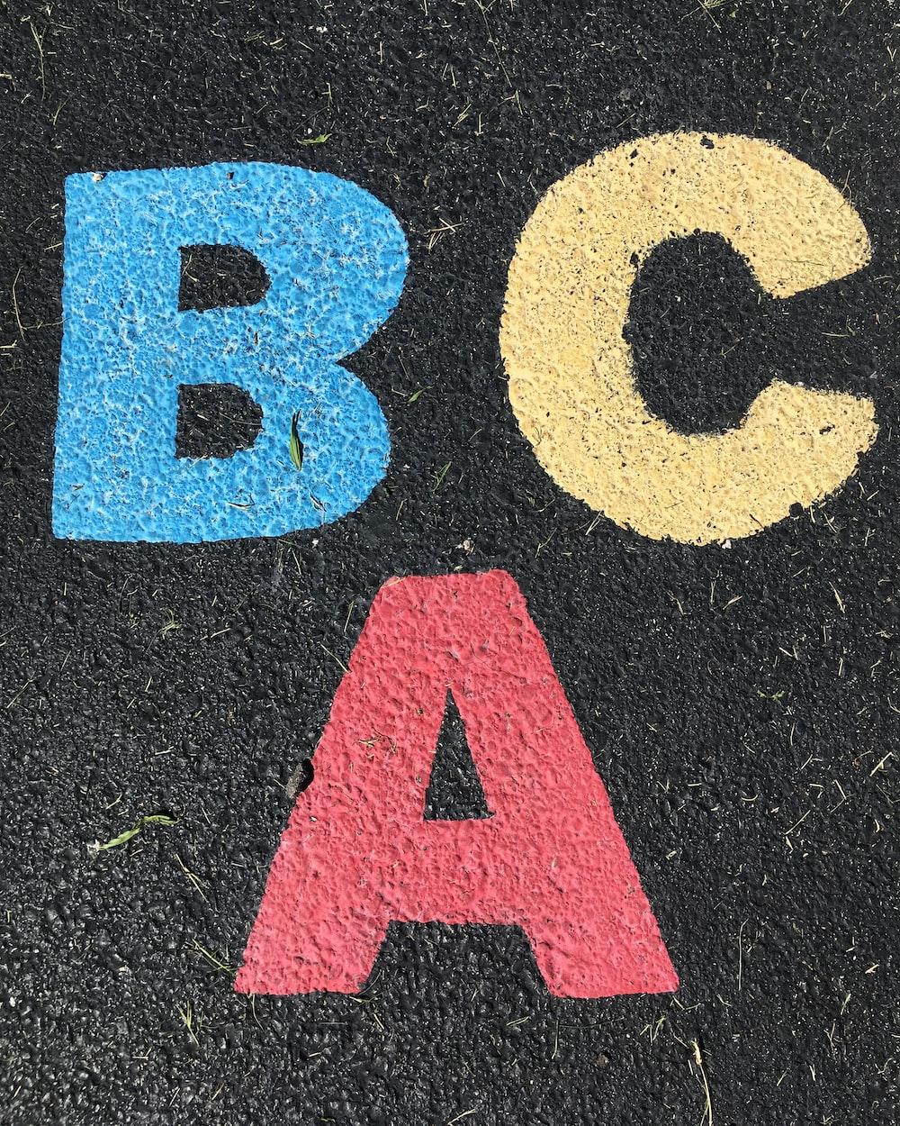 BCA text