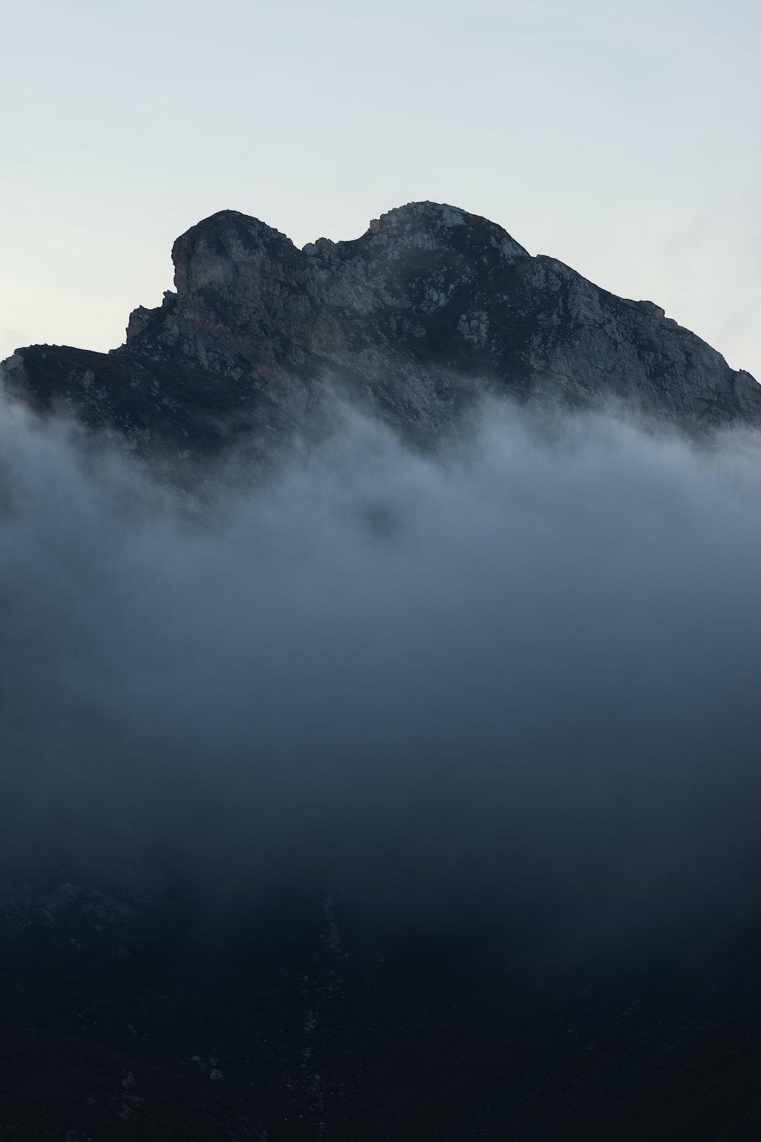 Mountain Detail.