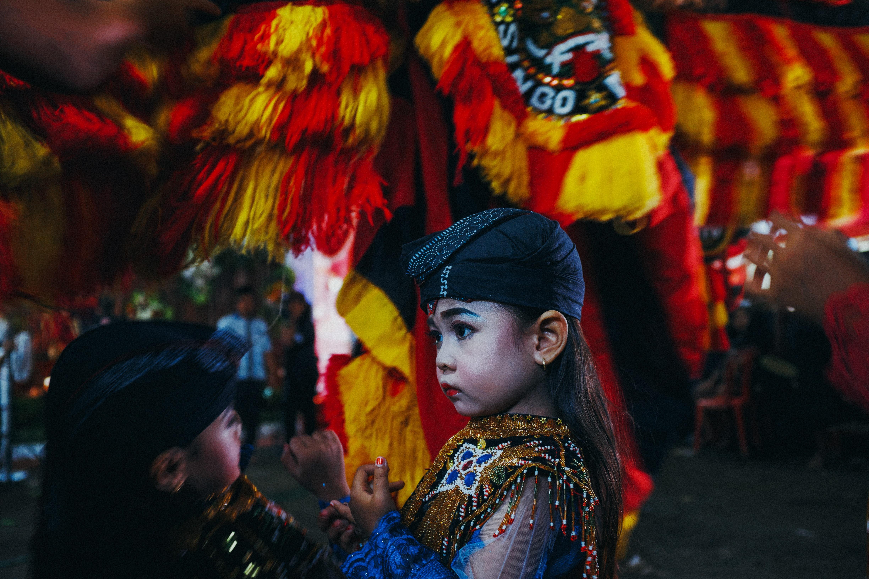 Reog dance, East Java   unsplash.com