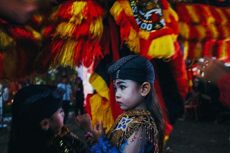 Reog dance, East Java | unsplash.com