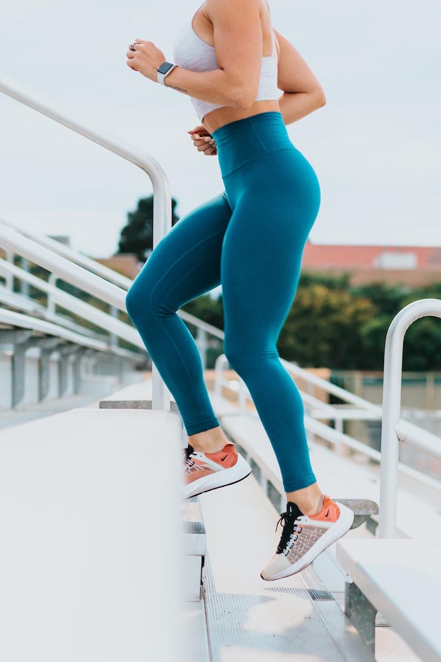 cvičenie a gumy