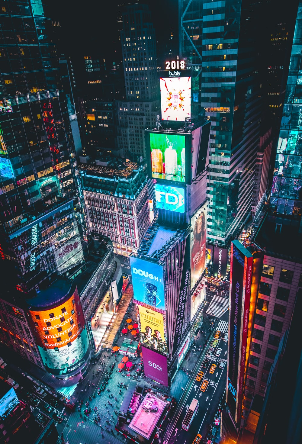 Time Square, New York
