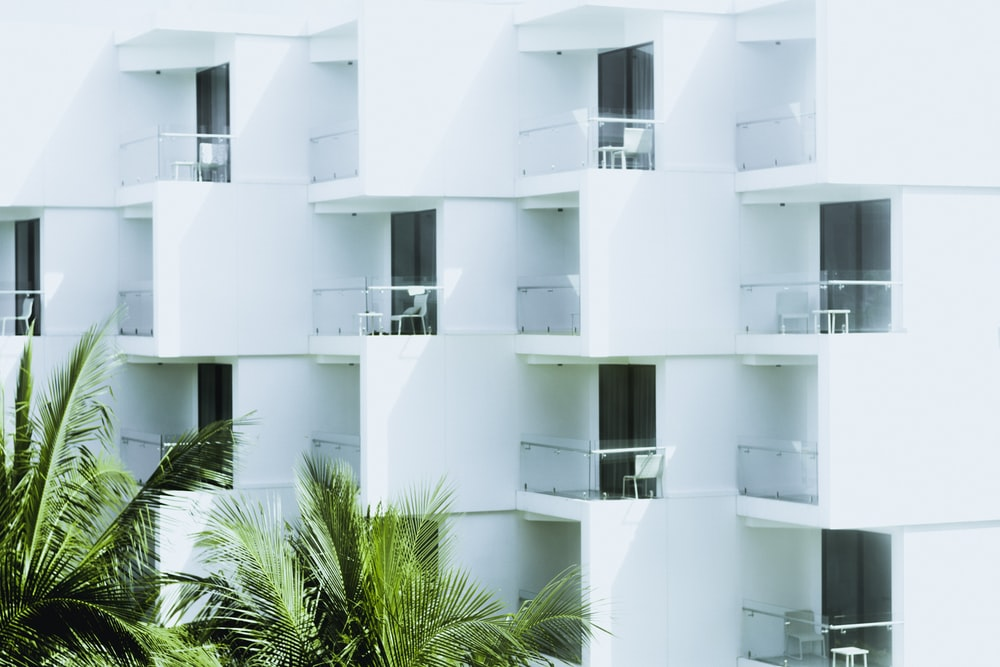 photography of condominium