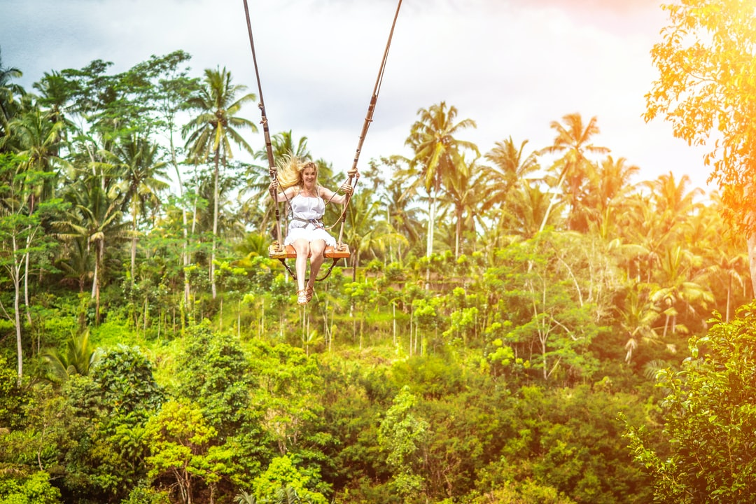 Bali Swing Bali Indonesia Pictures Download Free Images