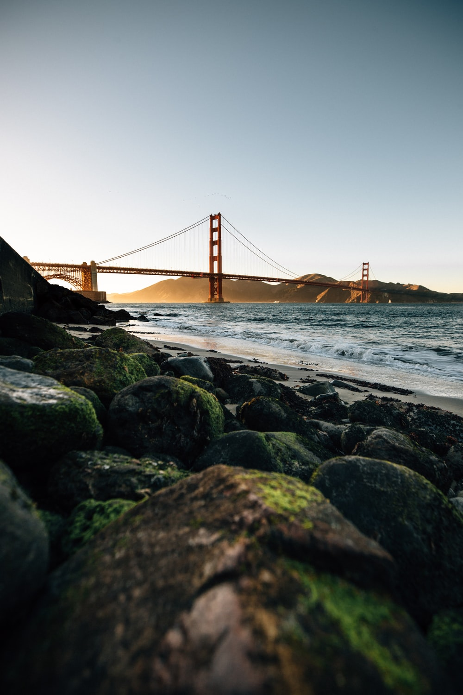 Golden Gate Bridge, San Francisco at daytime