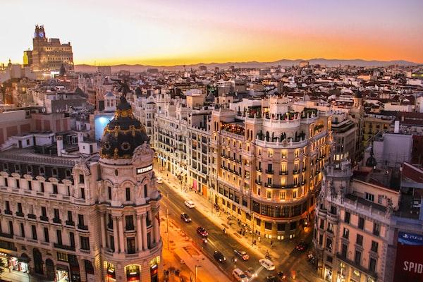 Vacanza a Madrid in centro offerta