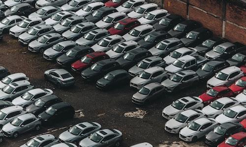 parking pickup line