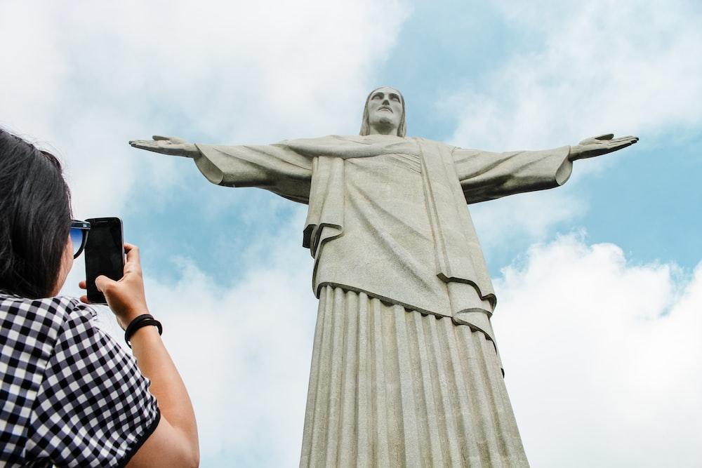 Christ The Redeemer, Rio Brazil