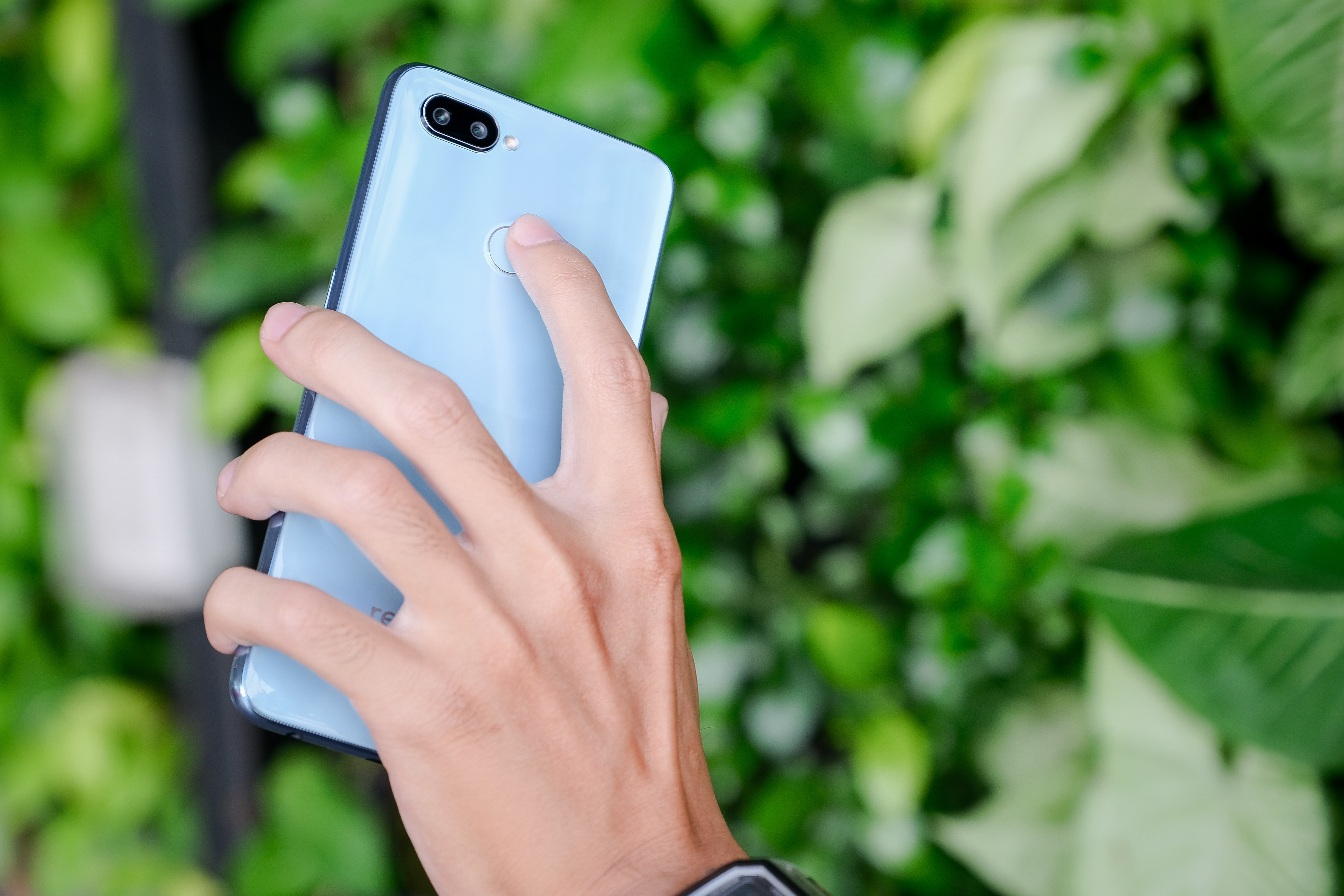 person holding silver iPhone 8 Plus