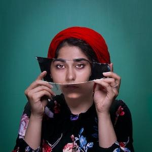 Portrait by Amir Geshani