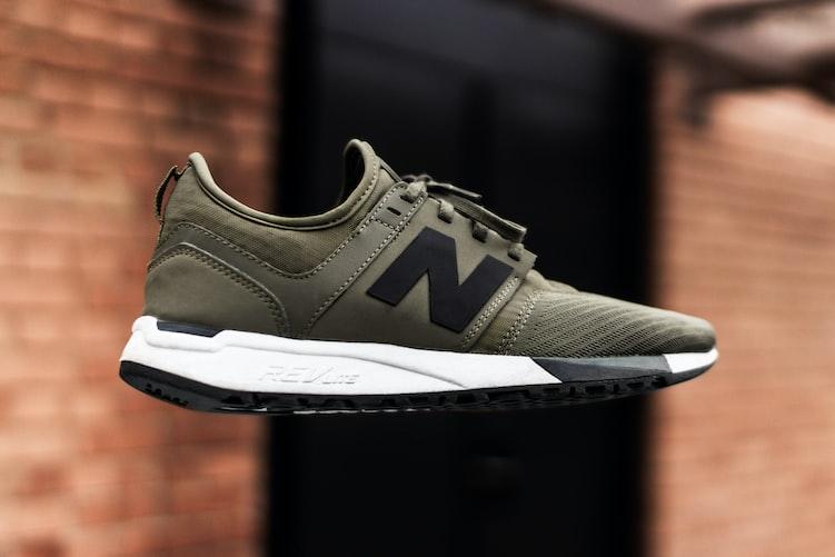 NEW BALANCE - best shoe brands list