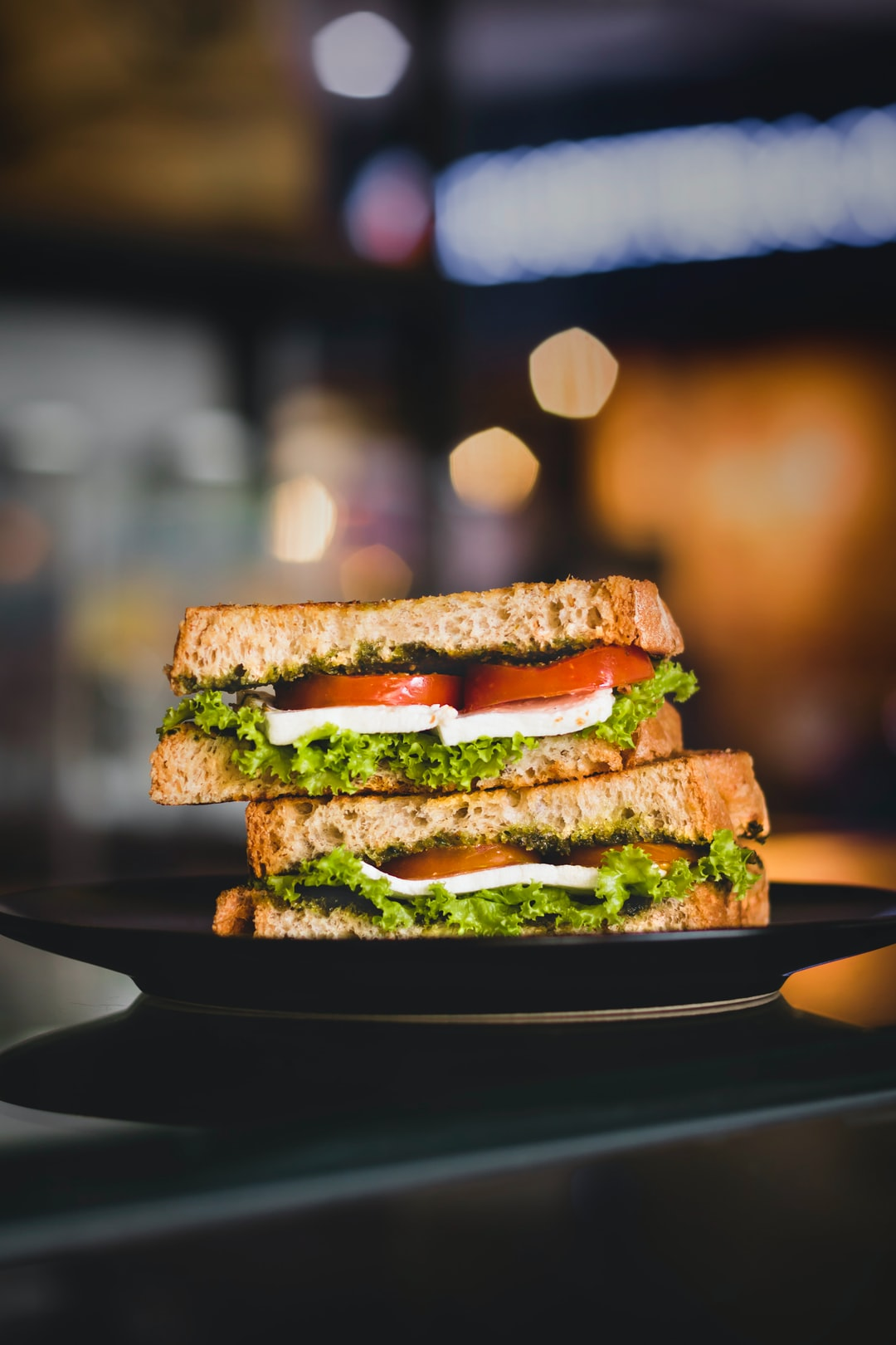 Grilled White Cheese Sandwich
