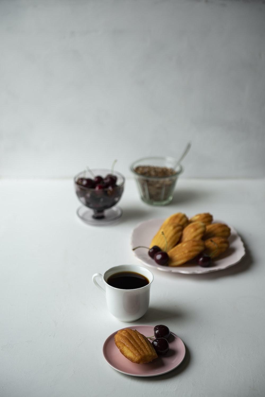 coffee in white ceramic mug