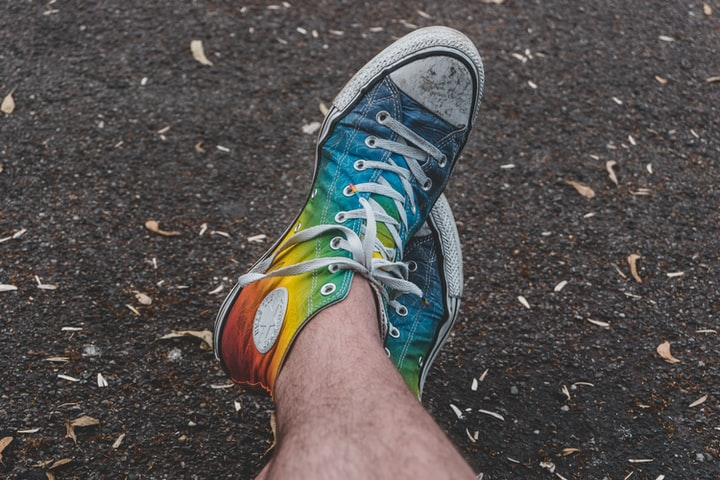 Running With Pride