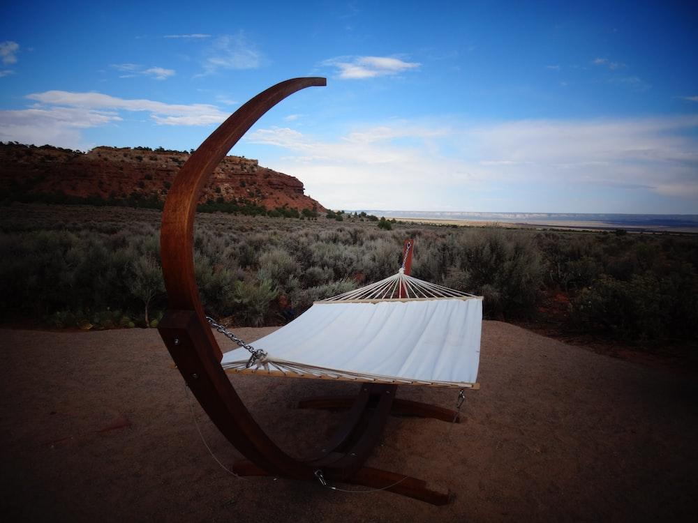 white hammock