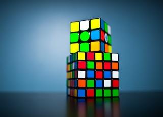 Rubik's Cube 3x3x3x5x5x5