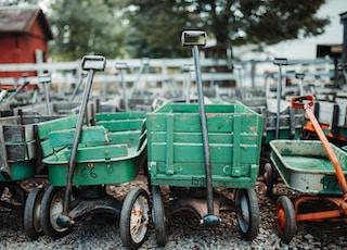 green wagon lot