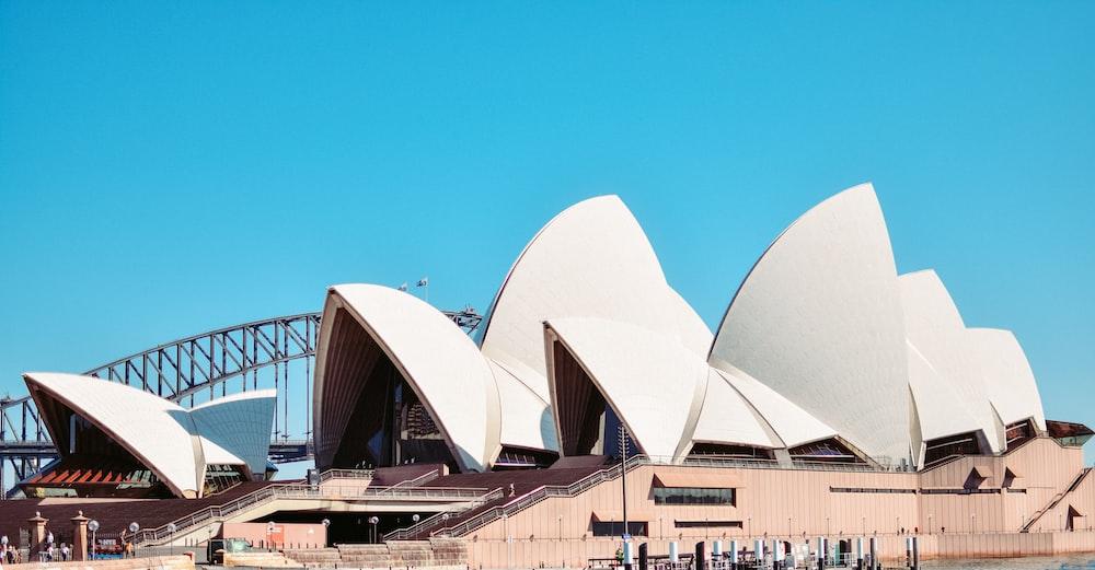 Architecture Building Sydney Opera House And Australia