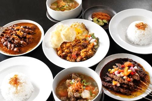 10 pratos de comida