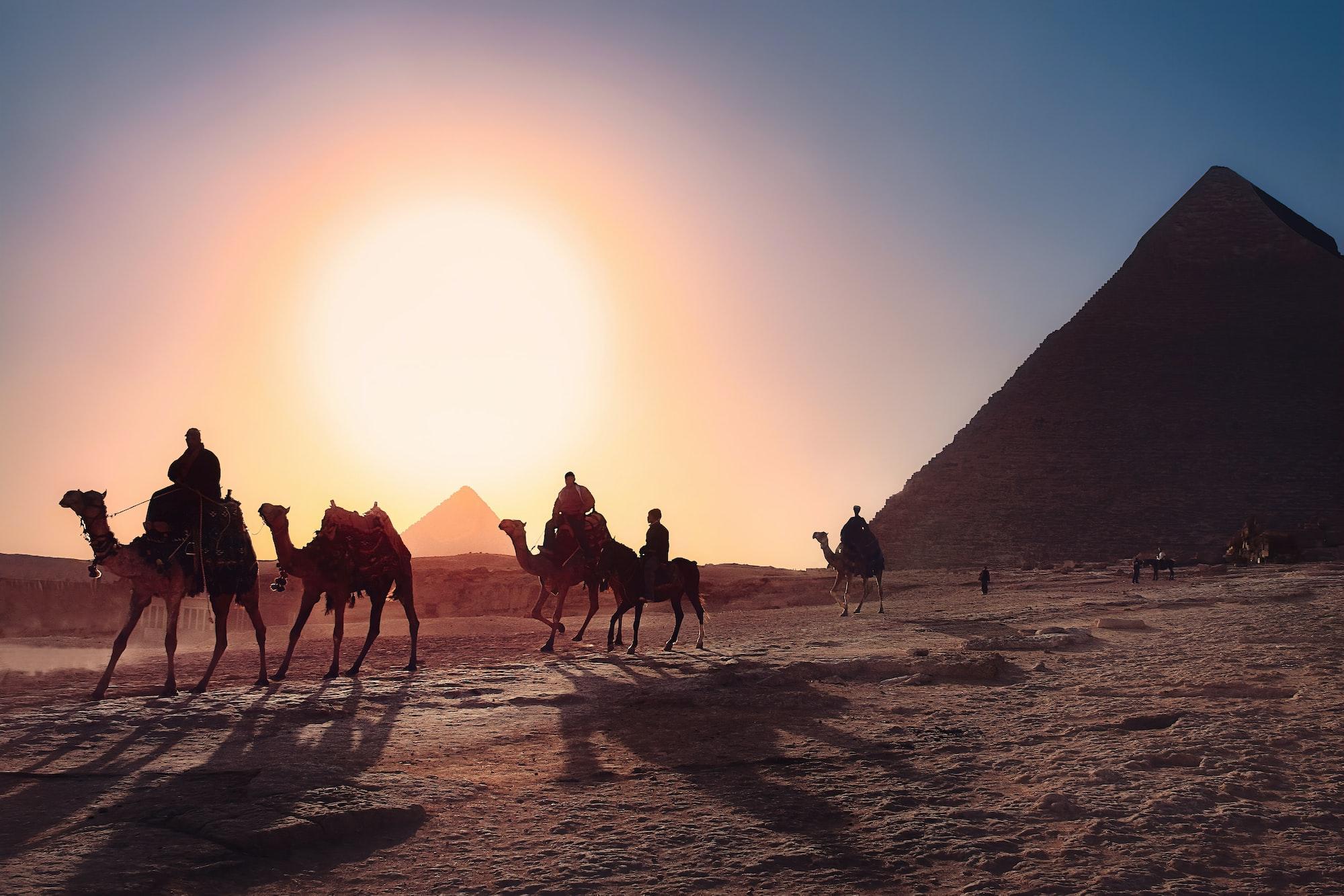 ETF auf Ägypten: Zwei ETFs für eine exotische Beimischung