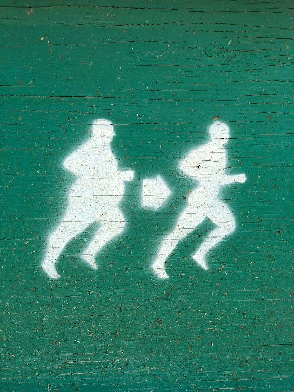 evolution of running man