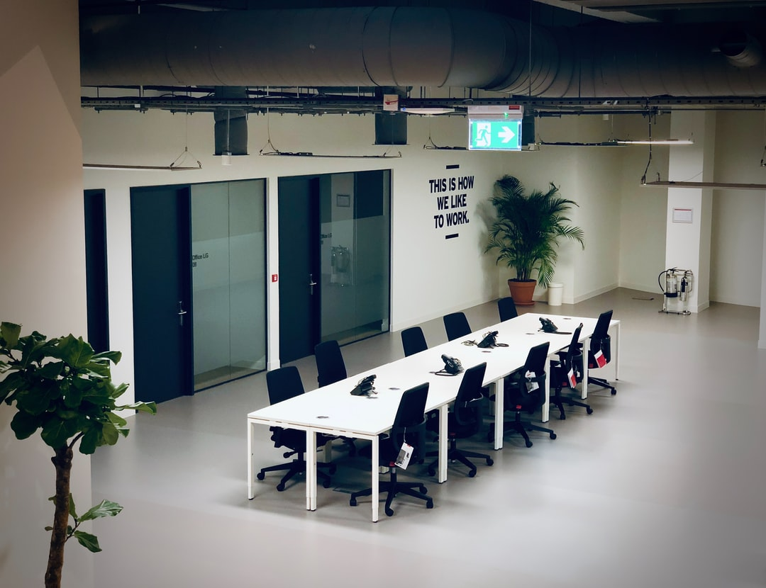 The Co-working Space