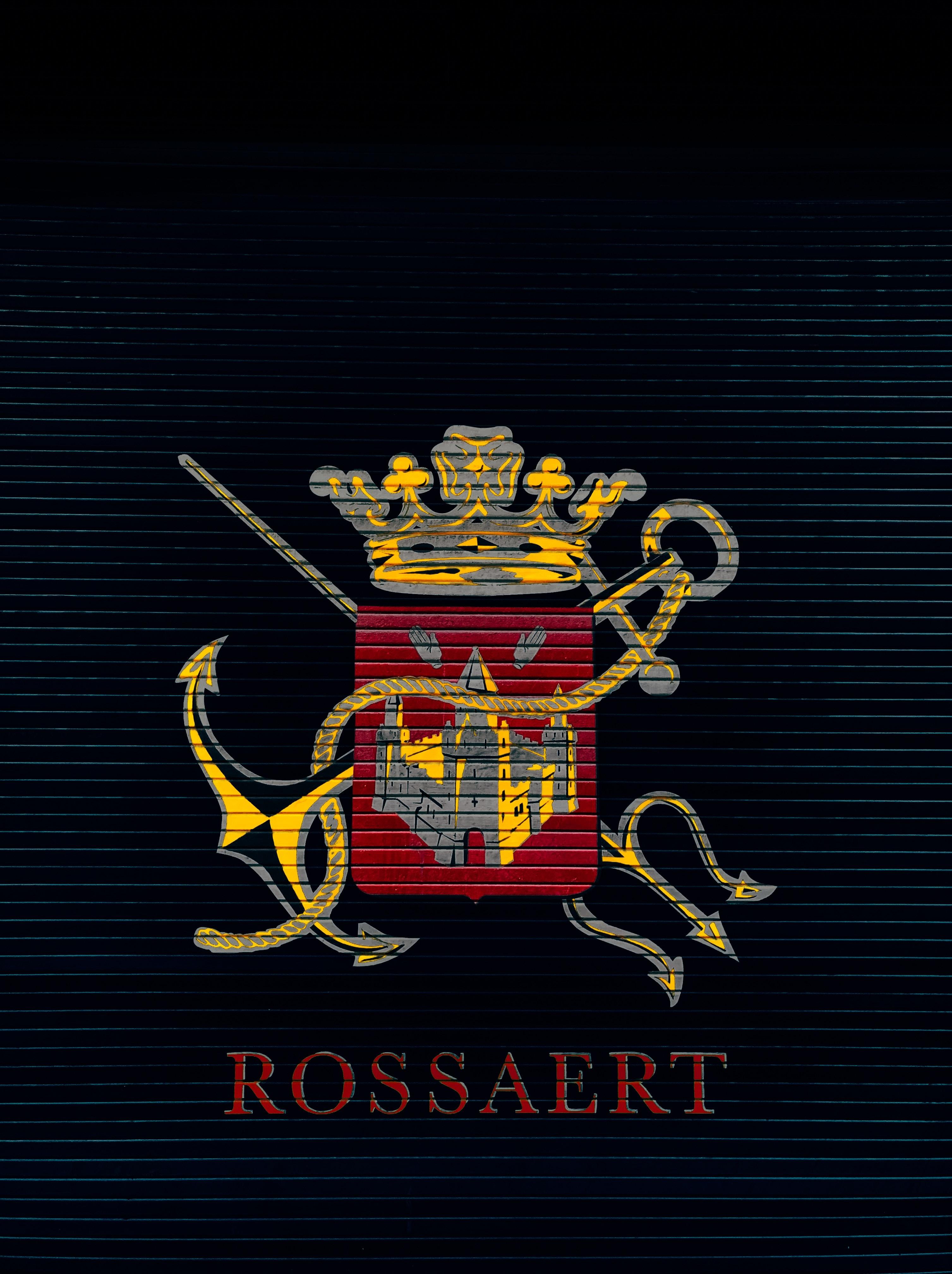 Rossaert logo