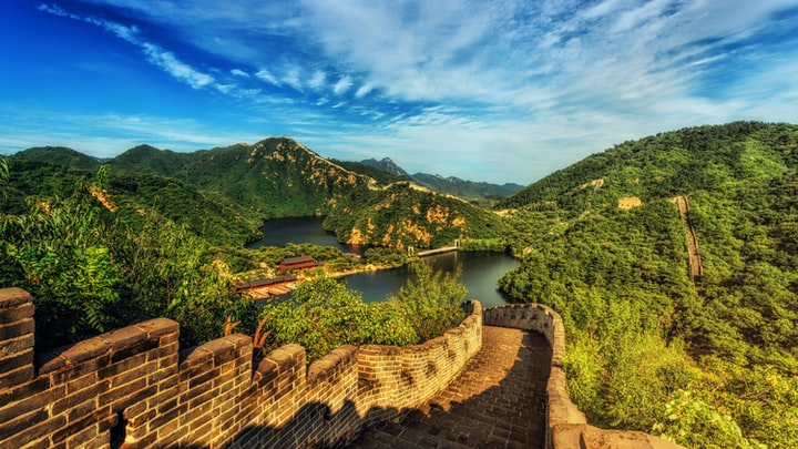 Dreams of Running The Great Wall of China