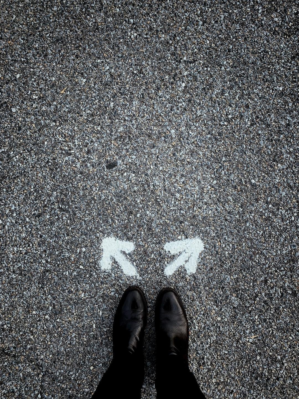 选择权与焦虑感