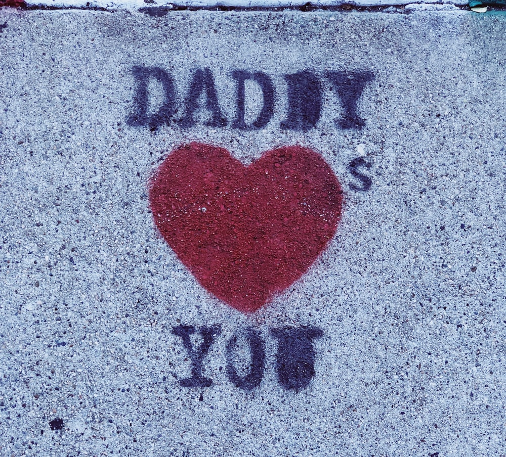 Daddy's Heart You poster