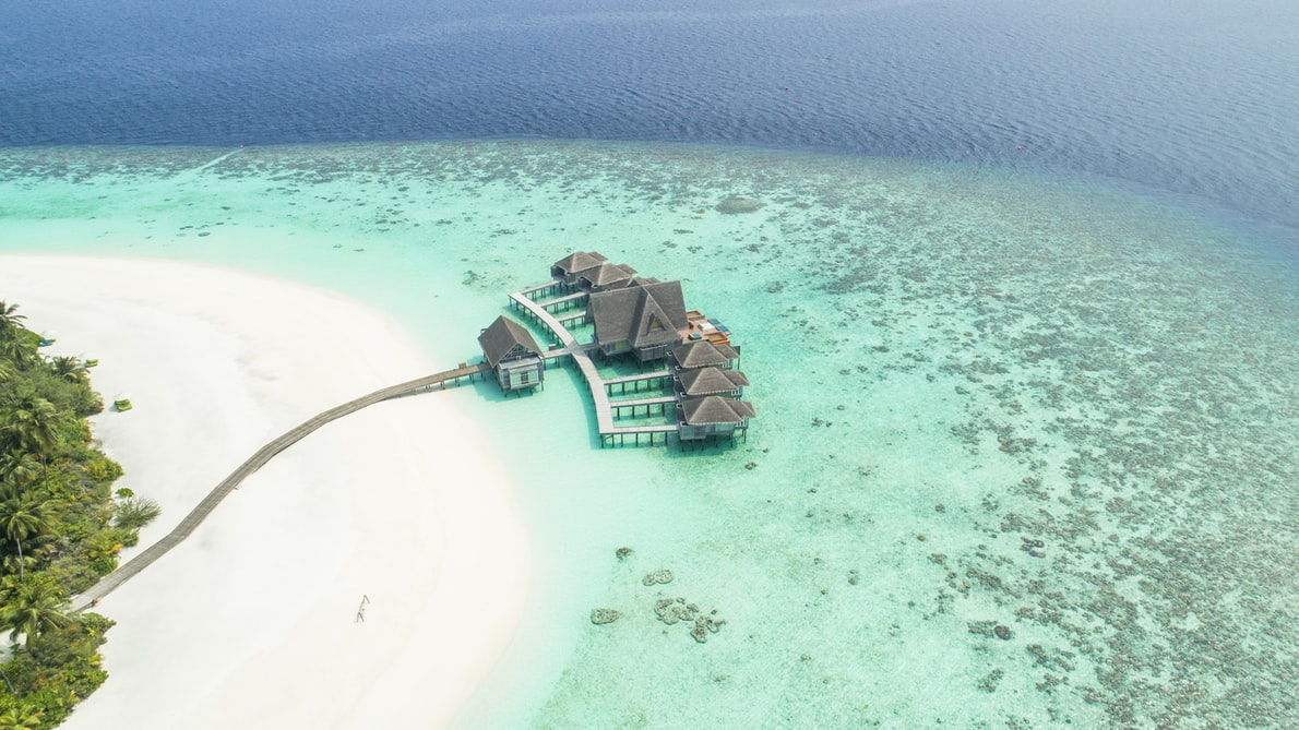 resorts in the Maldives