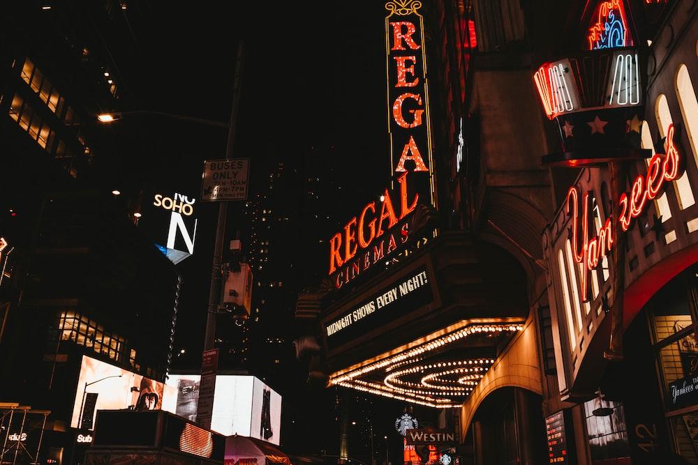 Regal Cinemas building