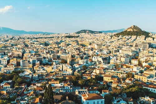 Athens, Places to Visit in Greece in May