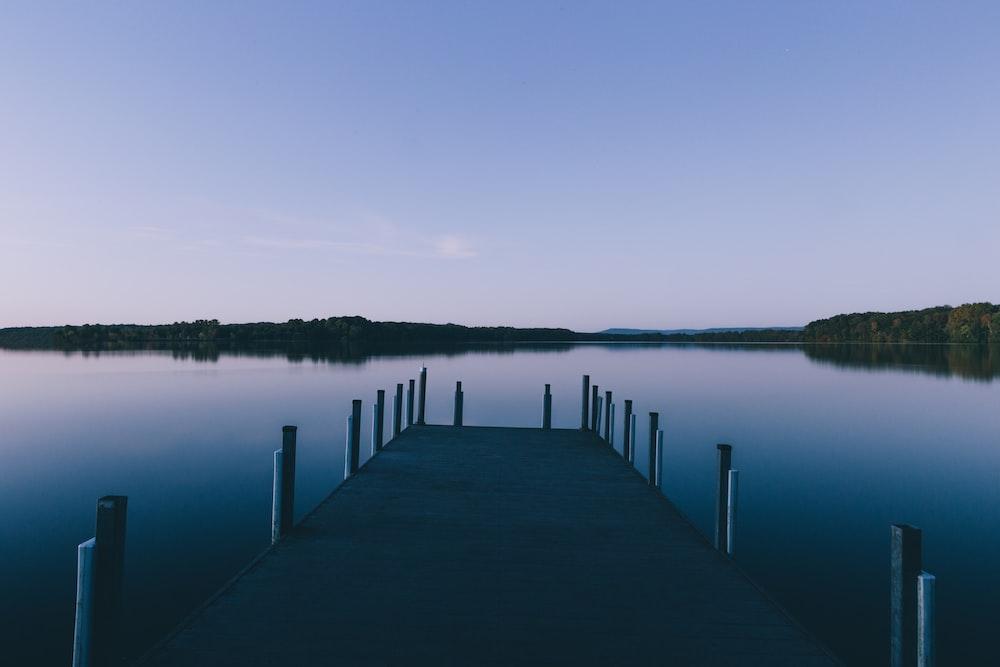 blue dock bay