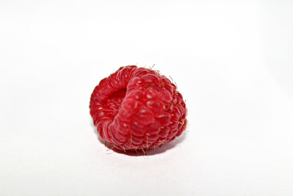 red rasp berry