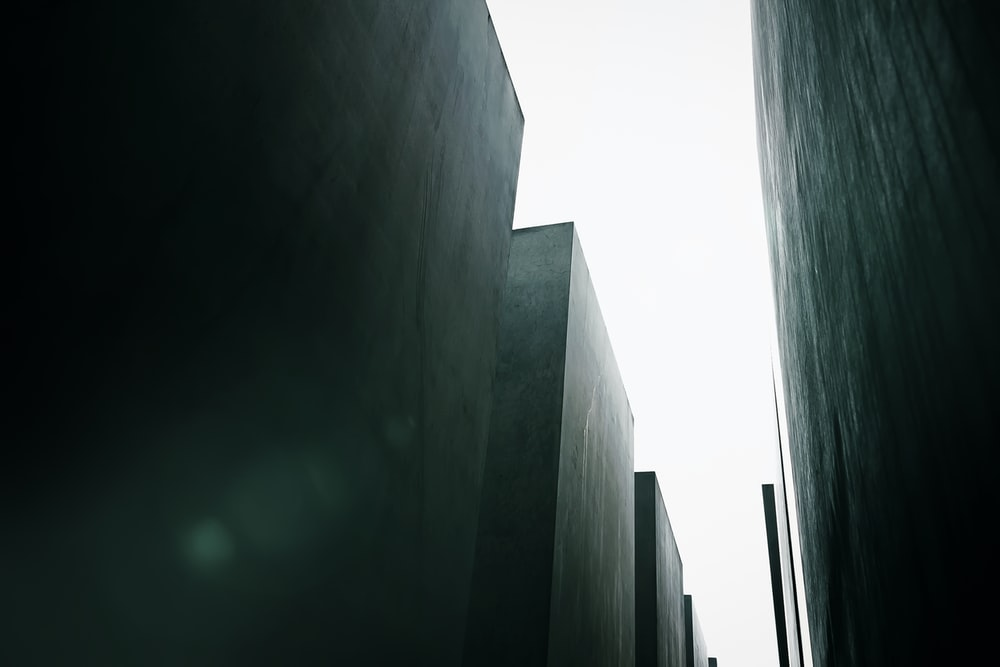 low angle photography of buildings during daytime