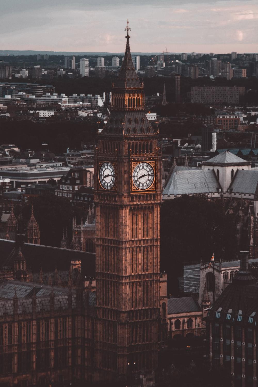 Big Ben at daytime