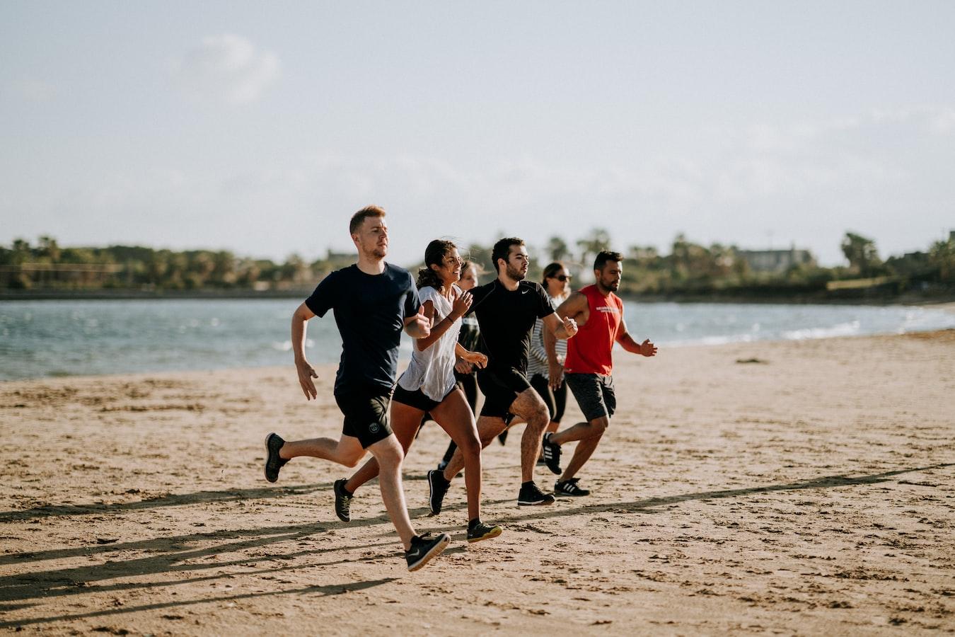 跑步知識/如何完成10公里路跑?給新手的 6 大訓練觀念