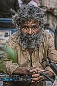 Street Portrait captured in Chandni Chawk, New Delhi