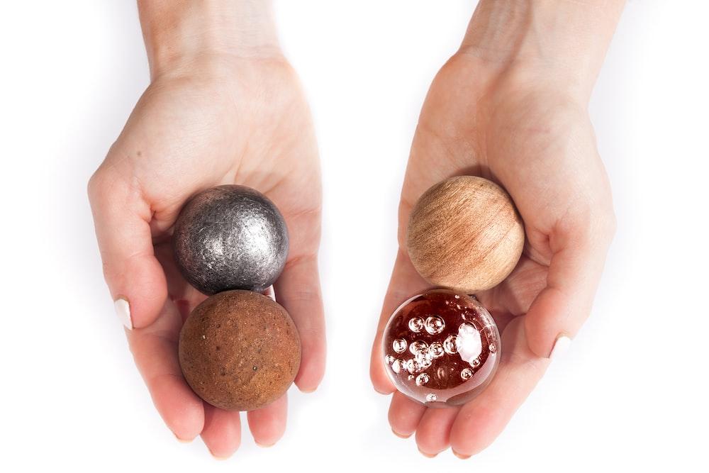 four baoding balls