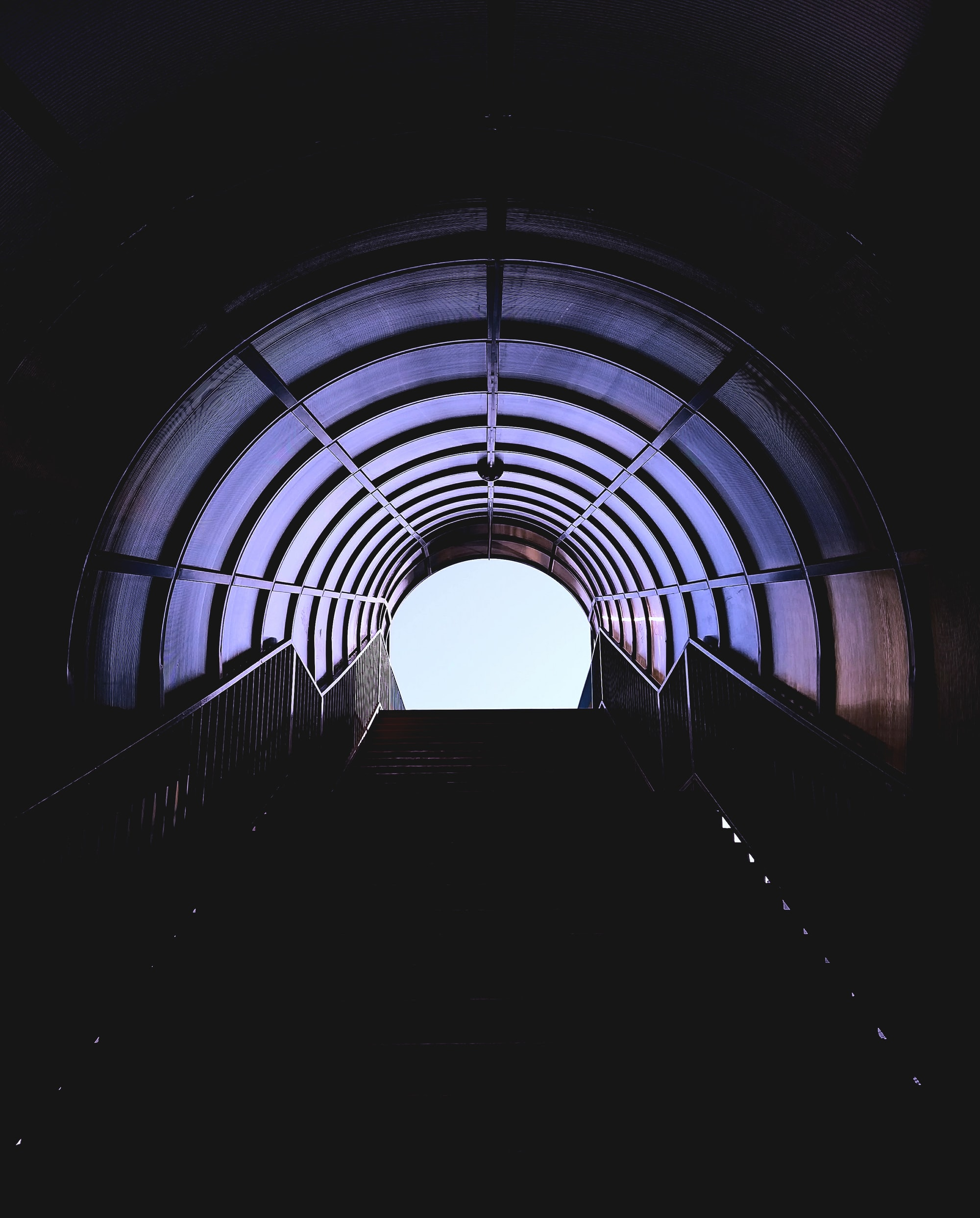 tunnel to the sky