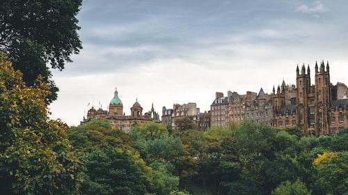 Searching For My Edinburgh