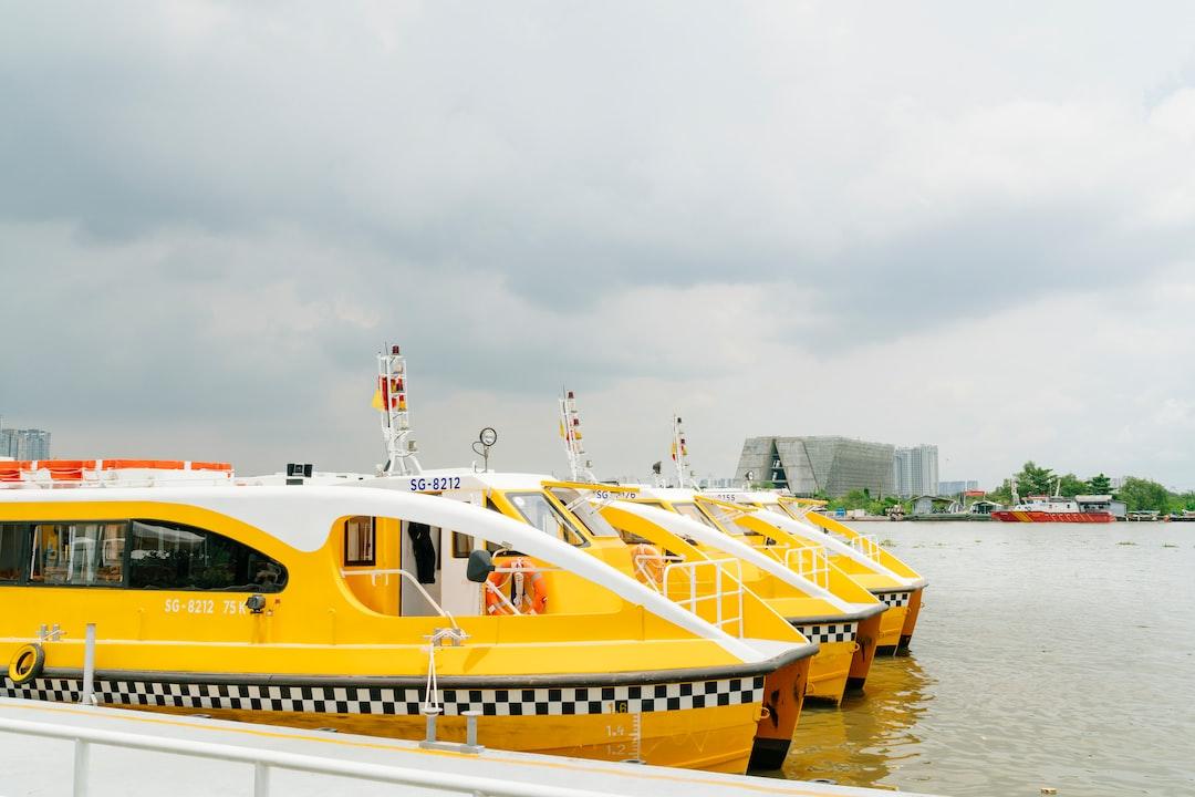 Saigon Water bus