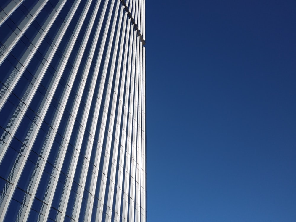 low angle photography of tower